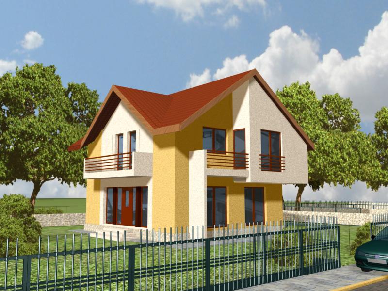 Proiecte case mici proiecte practice cuvintulscris for Modele de case mici