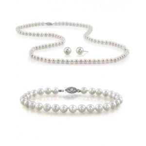 set-clasic-perle-albe-7-8-mm